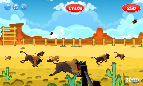 Shoot The Buffalo Ekran Görüntüleri - 1
