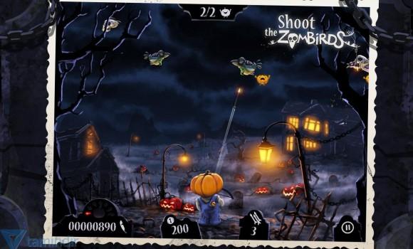 Shoot The Zombirds Ekran Görüntüleri - 3