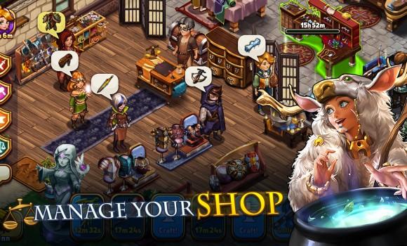 Shop Heroes Ekran Görüntüleri - 6