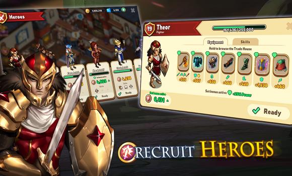 Shop Heroes Ekran Görüntüleri - 4