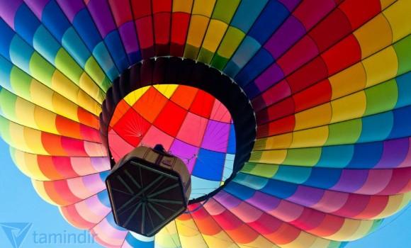 Sıcak Hava Balonları Teması Ekran Görüntüleri - 3