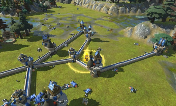 Siegecraft Commander Ekran Görüntüleri - 4