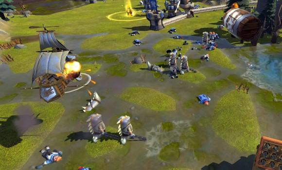 Siegecraft Commander Ekran Görüntüleri - 2