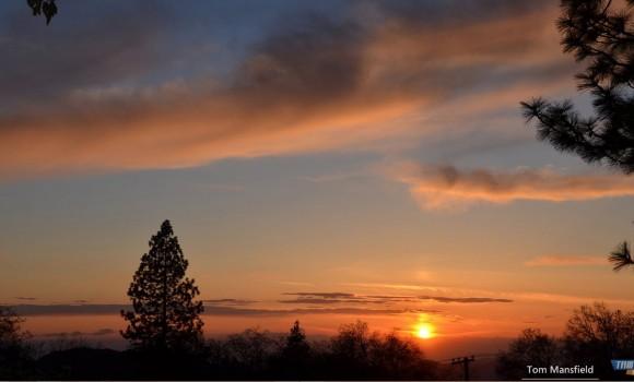 Sierra Nevada Gün Batımları Teması Ekran Görüntüleri - 2