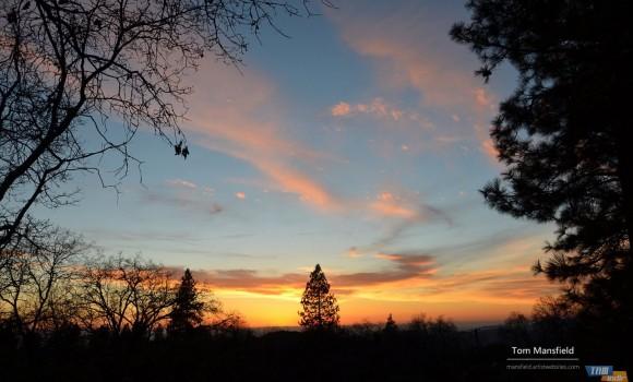 Sierra Nevada Gün Batımları Teması Ekran Görüntüleri - 1