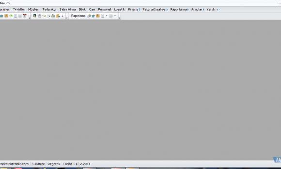 Sigma Mağaza Yönetim Sistemleri Ekran Görüntüleri - 1