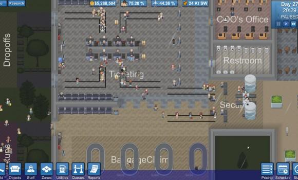SimAirport Ekran Görüntüleri - 7