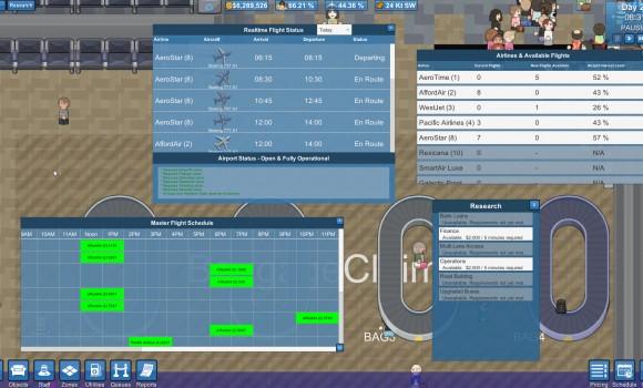 SimAirport Ekran Görüntüleri - 6
