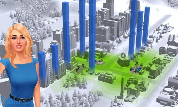 SimCity BuildIt Ekran Görüntüleri - 1