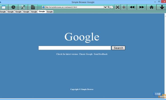 Simple Browse Ekran Görüntüleri - 1