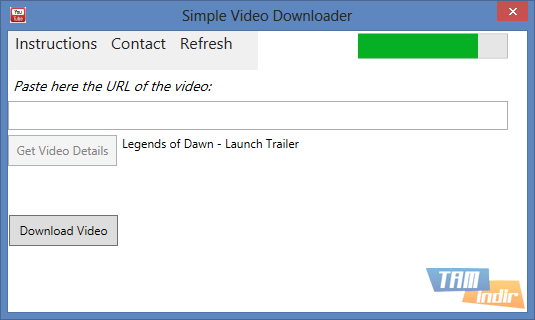 Simple Video Downloader Ekran Görüntüleri - 1
