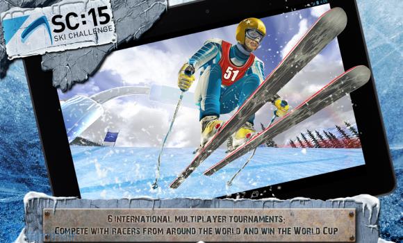 Ski Challenge 15 Ekran Görüntüleri - 6