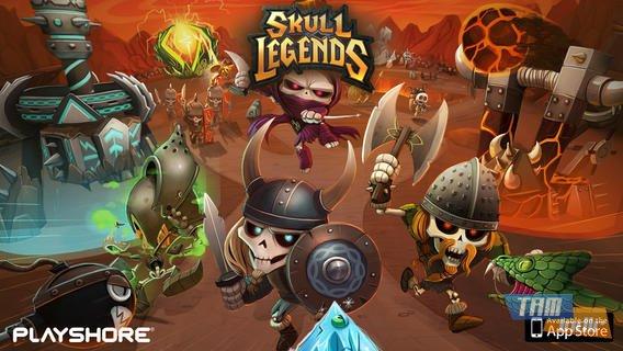 Skull Legends Ekran Görüntüleri - 5