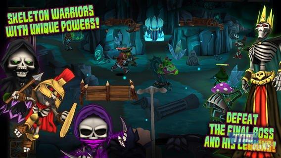 Skull Legends Ekran Görüntüleri - 1