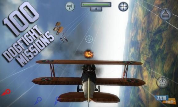 Sky Gamblers: Rise of Glory Ekran Görüntüleri - 2