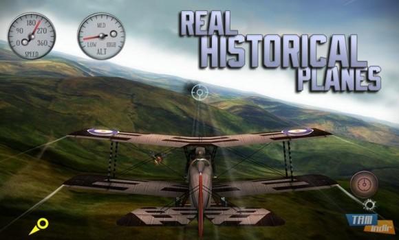 Sky Gamblers: Rise of Glory Ekran Görüntüleri - 1