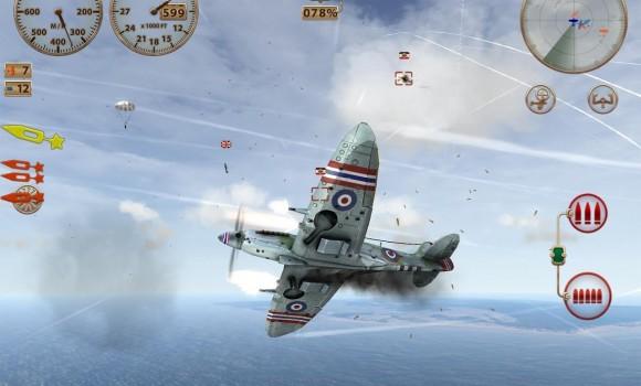Sky Gamblers: Storm Raiders Ekran Görüntüleri - 1