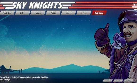 Sky Knights Ekran Görüntüleri - 6