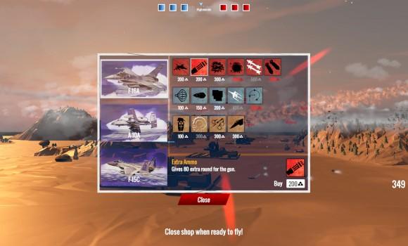 Sky Knights Ekran Görüntüleri - 3