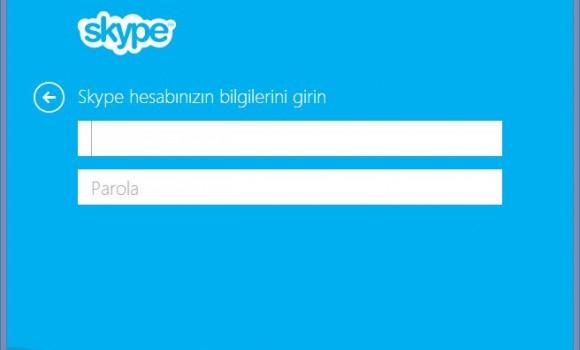 Skype for Outlook.com Ekran Görüntüleri - 1