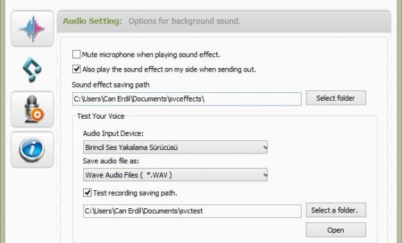 Skype Voice Changer Ekran Görüntüleri - 2