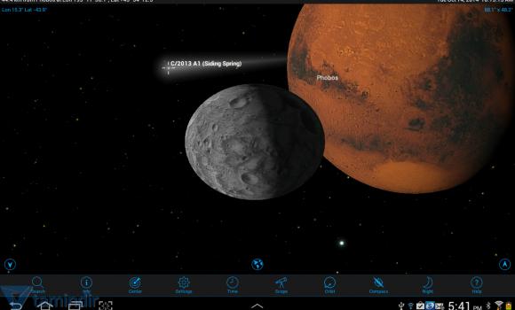 SkySafari 4 Pro Ekran Görüntüleri - 4