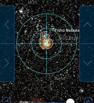 SkySafari 4 Pro Ekran Görüntüleri - 2