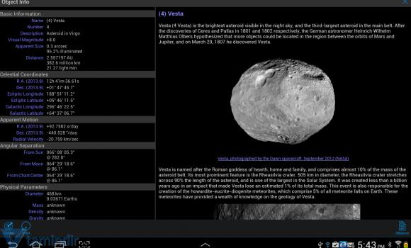 SkySafari 4 Pro Ekran Görüntüleri - 1