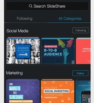 SlideShare Ekran Görüntüleri - 2
