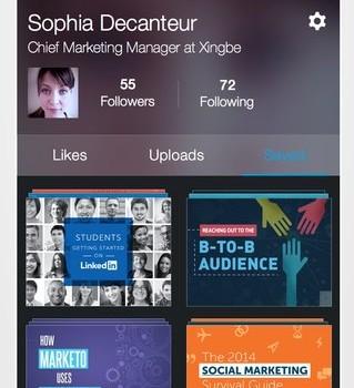 SlideShare Ekran Görüntüleri - 1