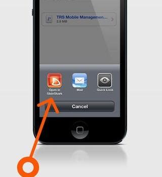 SlideShark Ekran Görüntüleri - 4