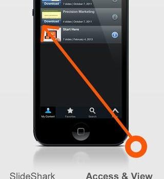 SlideShark Ekran Görüntüleri - 3