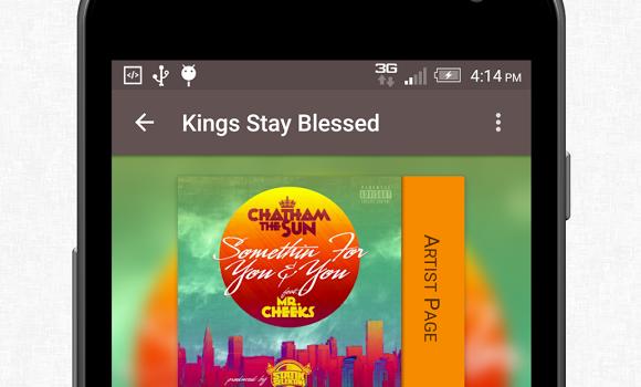 Slipstream Music Player Ekran Görüntüleri - 4