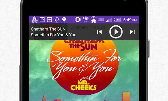 Slipstream Music Player Ekran Görüntüleri - 3