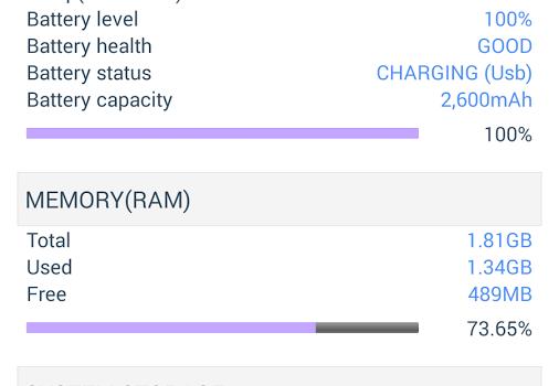 Smart Battery Saver Ekran Görüntüleri - 2