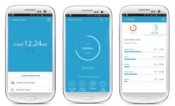 Smart Booster - Free Cleaner Ekran Görüntüleri - 4