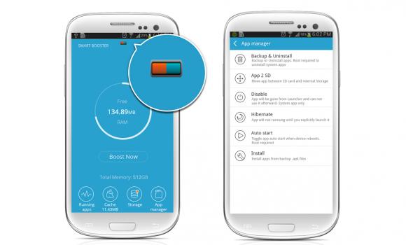 Smart Booster - Free Cleaner Ekran Görüntüleri - 3
