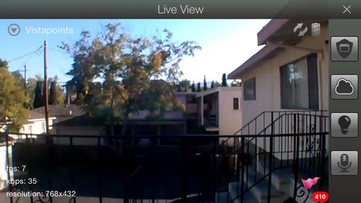 Smart Home Security WardenCam Ekran Görüntüleri - 3