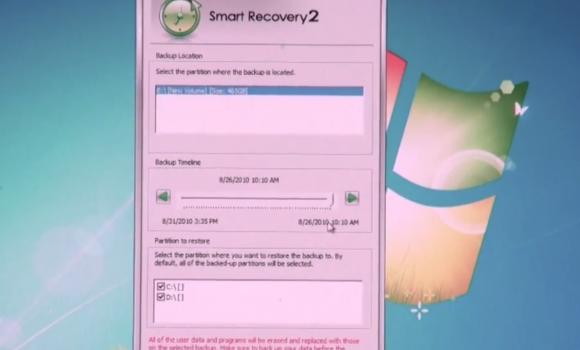 Smart Recovery Ekran Görüntüleri - 2