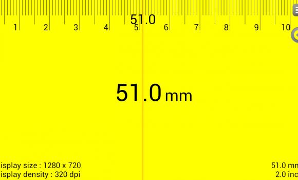 Smart Ruler Ekran Görüntüleri - 1