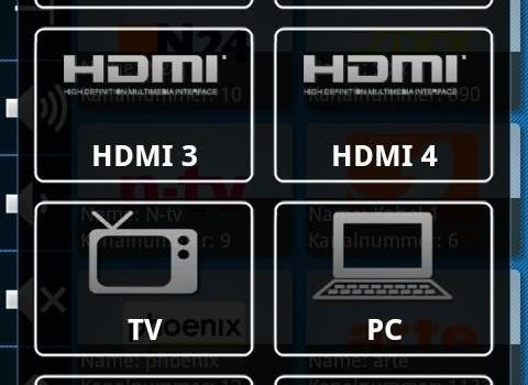 Smart TV Remote Ekran Görüntüleri - 1
