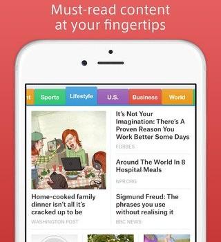 SmartNews Ekran Görüntüleri - 5