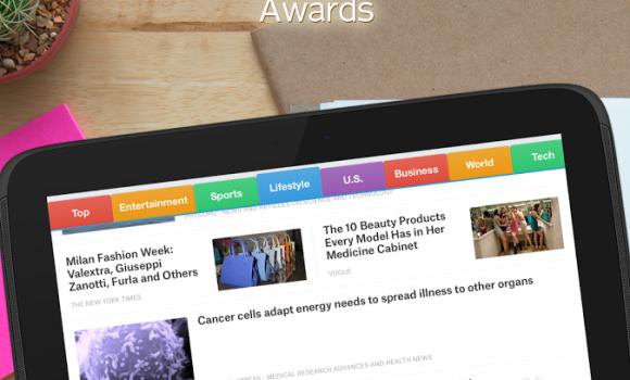 SmartNews Ekran Görüntüleri - 2