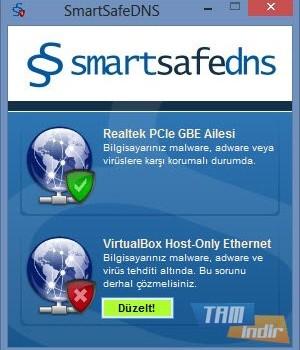 SmartSafeDNS Ekran Görüntüleri - 2