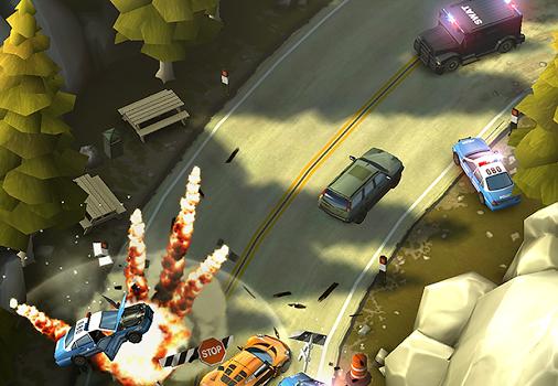Smash Bandits Racing Ekran Görüntüleri - 4