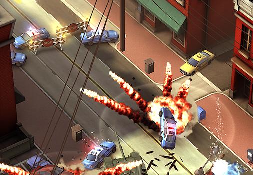 Smash Bandits Racing Ekran Görüntüleri - 3