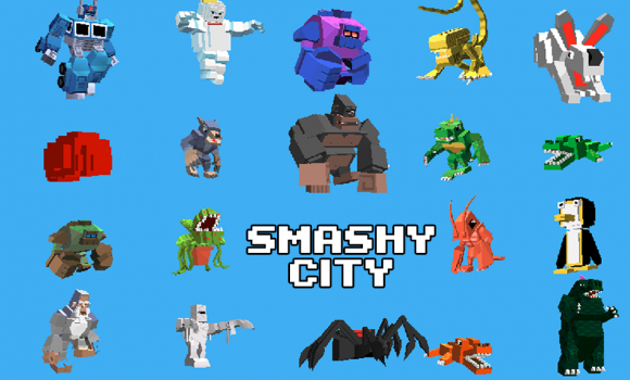 Smashy City Ekran Görüntüleri - 1