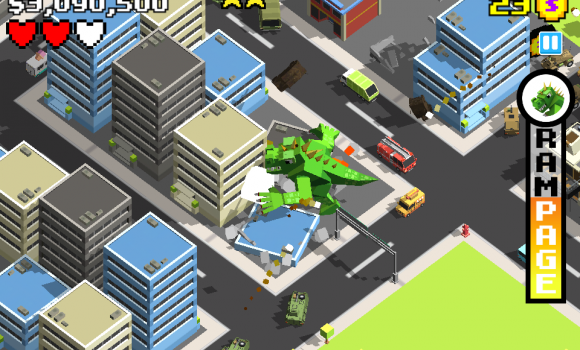 Smashy City Ekran Görüntüleri - 8