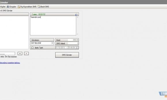 Smsexplorer.NET Ekran Görüntüleri - 2