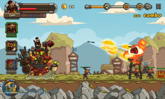 Snail Battles Ekran Görüntüleri - 4